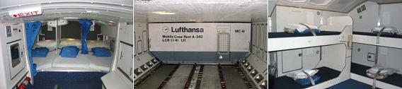 crew rest container